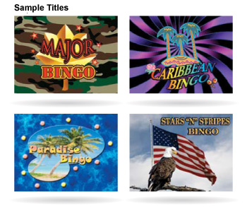 24 Number Sample Titles