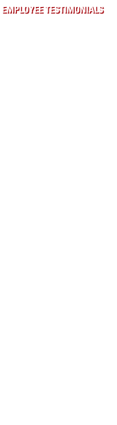 Employee Testimonials at Arrow International