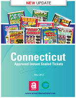 Connecticut Pull Tab Catalog