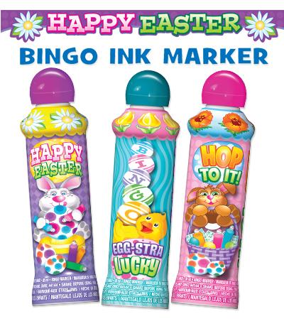 how to make bingo dauber ink