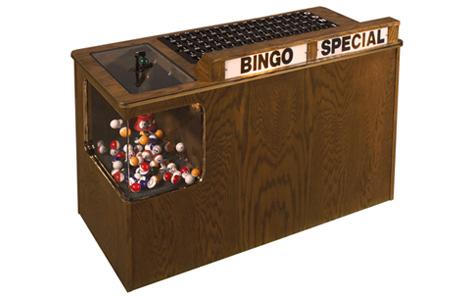 Presidential Bingo Console