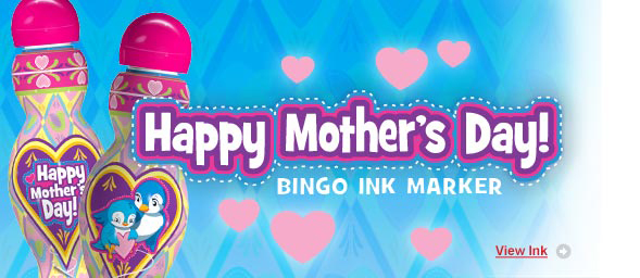 Happy Mother's Day Ink