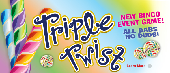 New Bingo Event Game Triple Twist