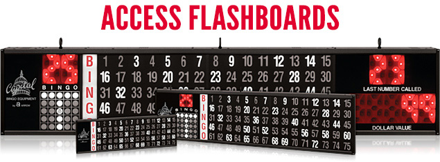 Flashboards